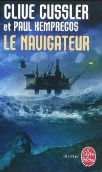 """""""Le Navigateur"""" de Clive Cussler"""