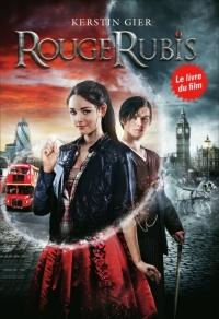 """Trilogie des gemmes, tome 1 : Rouge Rubis"" de Kerstin Gier"