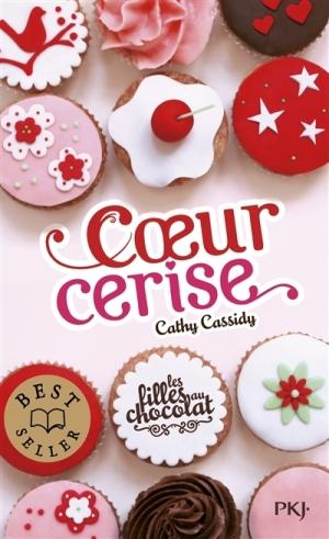 """Coeur Cerise"" de Cathy Cassidy"