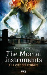 """""""The Mortal Instruments T2 - La cité des Cendres"""" de Cassandra Clare"""