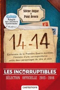 """""""14-14"""" de Silène Edgar et Paul Beorn"""
