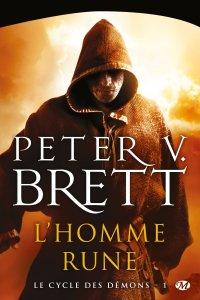 """""""L'Homme-Rune"""" de Peter V. Brett"""