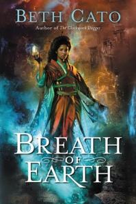 """""""Breath of Earth"""" de Beth Cato"""