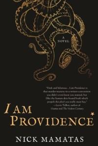 """""""I Am Providence"""" de Nick Mamatas"""