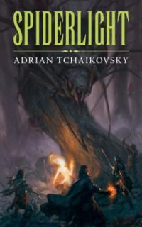 """""""Spiderlight"""" de Adrian Tchaikovsky"""