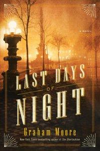 """The Last Days of Night"" de Graham Moore"