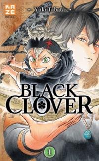 """Black Clover"" de Yuki Tabata"