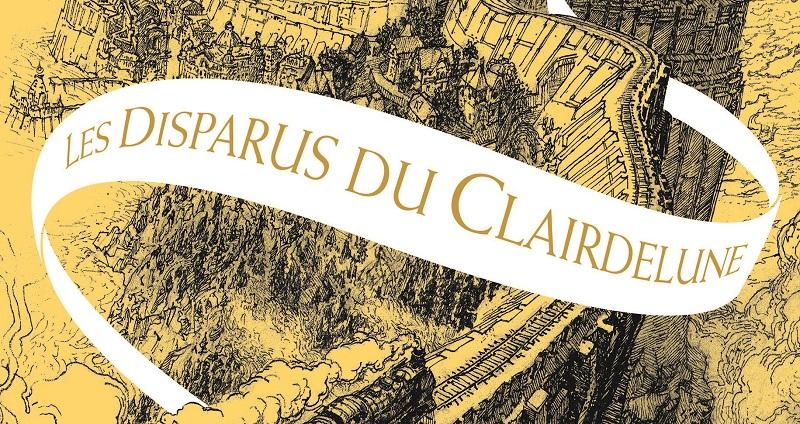 La Passe Miroir T.2 Les Disparus du Clairdelune de Christelle Dabos